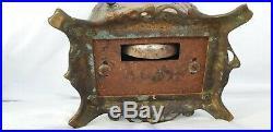 Ancienne pendule décors du gout Mucha, Art Nouveau