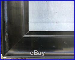 Style Ancien Cadre Photo aussi Noir Art Nouveau Ancien 84,4 X 46 CM